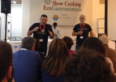 Show Cooking Biocultura