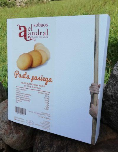 Caja de Pastas Pasiegas